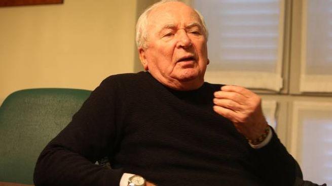Felice Colombo, 80 anni, imprenditore