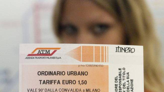 Il paventato aumento del biglietto a due euro ha suscitato malcontento (NewPress)