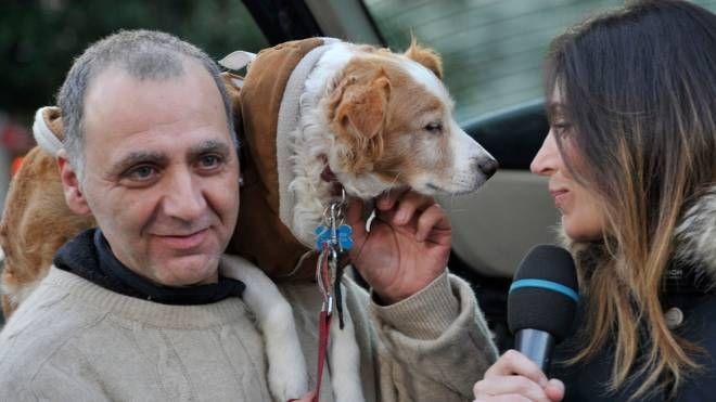 Salvatore e Spank a «La vita in Diretta»