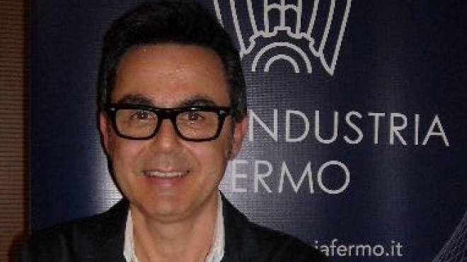 Giampietro Melchiorri, presidente di Confindustria Fermo