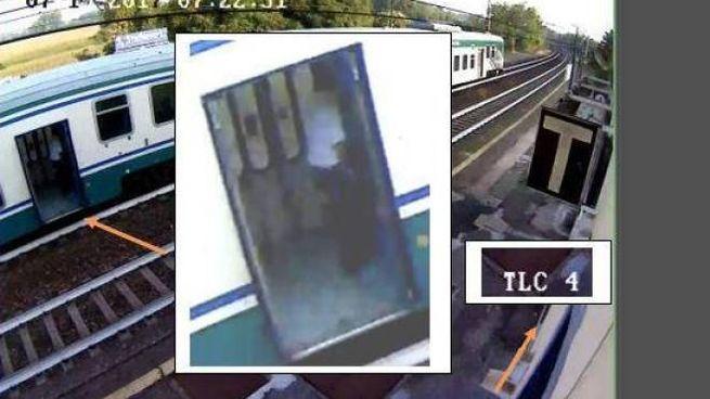 Un frame del video che ha tradito la versione del controllore