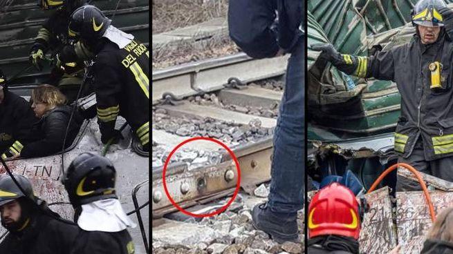Disastro ferroviario a Pioltello