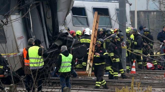 """Tragedia ferroviaria di Pioltello, il capotreno: urlai a macchinista """"Frena, frena"""" - IL GIORNO"""