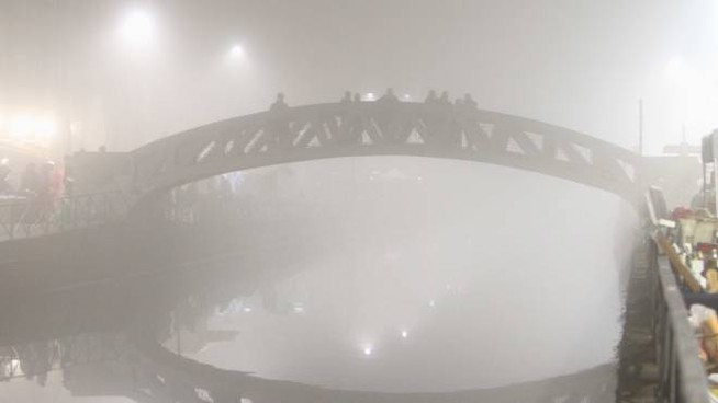 Nebbia a Milano
