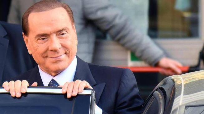 Silvio Berlusconi: a punto le liste del Centrodestra (Ansa)