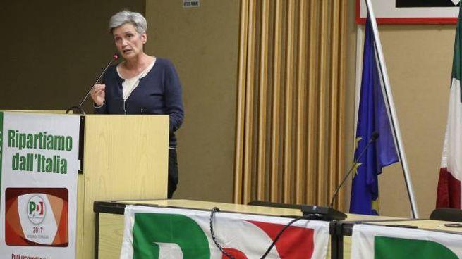 La cesenate Mara Valdinosi, senatrice uscente del Pd non ricandidata