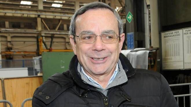 Paolo Alli, ex dirigente Tosi