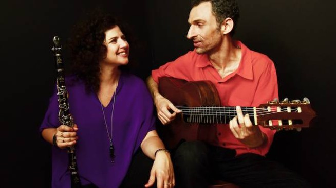 Anat Cohen & Marcelo Gonçalves