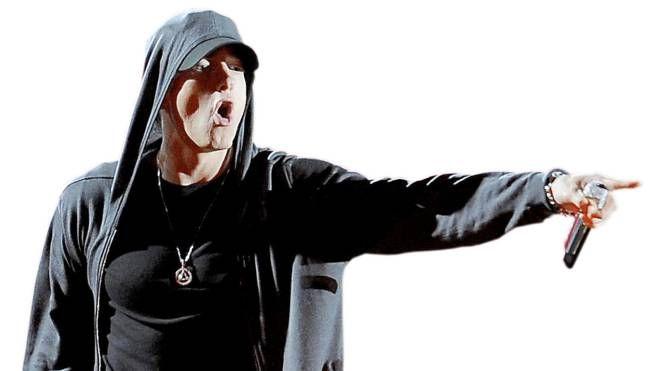 Marshall Bruce Mathers III, meglio conosciuto come Eminem