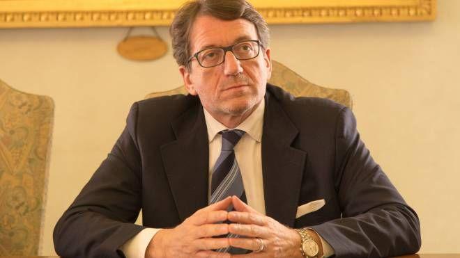 Il sindaco Muzzarelli