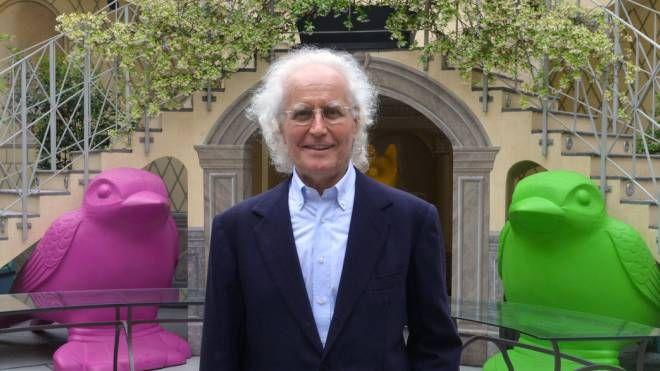 Luciano Benetton (Imagoeconomica)