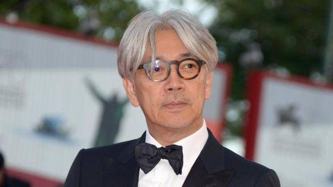 Ryuichi Sakamoto (Ansa)