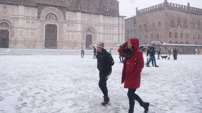 Meteo Emilia Romagna Tanta Neve In Arrivo Bianche Pure Le Città