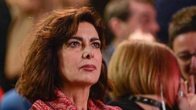 Laura Boldrini (Imagoeconomica)