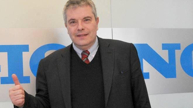 """Onorio Rosati ospite de """"Il Giorno"""" (Newpress)"""