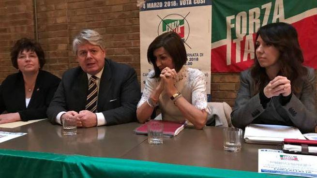 Forza Italia presenta le candidature a Modena