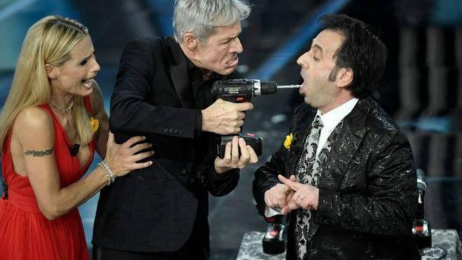 Sanremo 2018, ascolti: sale lo share, spettatori giù (LaPresse)