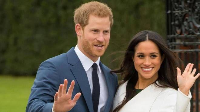 Il principe Harry e Meghan Markle (LaPresse)