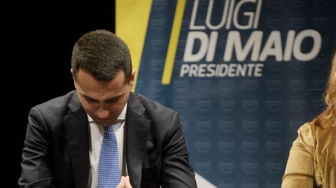 Luigi Di Maio, leader M5S