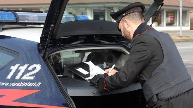 Lo spacciatore arrestato dai carabinieri vicino al Villaggio Piaggio