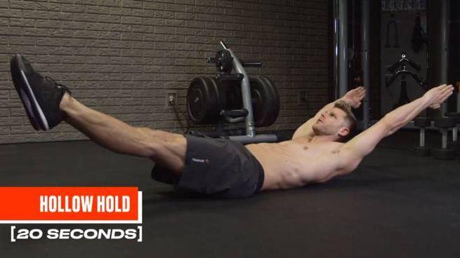 Uno screenshot del video - Foto: Men's Health