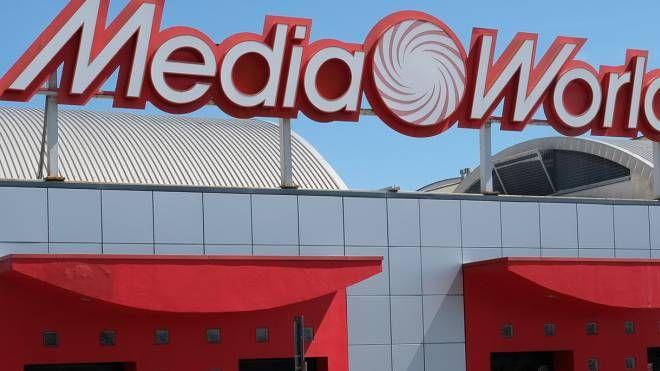 Un punto vendita Mediaworld