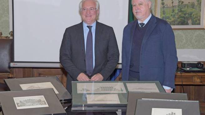 Franco Bosi e Luigi Boldrin (Torres)