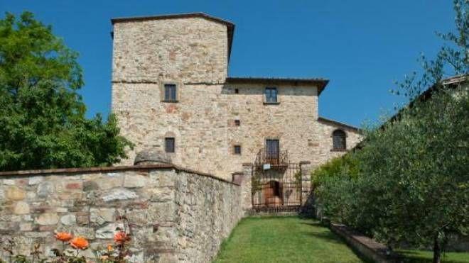 La casa di Michelangelo nel Chianti senese