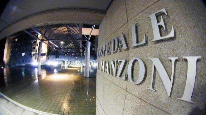 L'ospedale di Lecco dove è spirato il piccolo