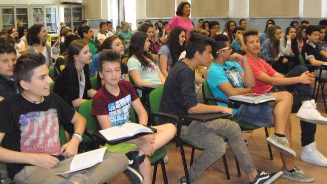A scuola cinque giorni dal 2015 (foto d'archivio)