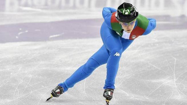 Arianna Fontana vince il bronzo nei 1.000 metri