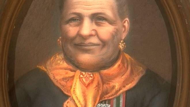 Un ritratto di Maria Ferretti