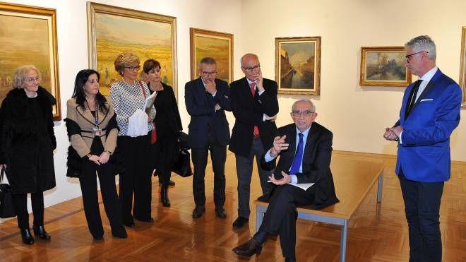 La mostra a palazzo Leone da Perego a Legnano