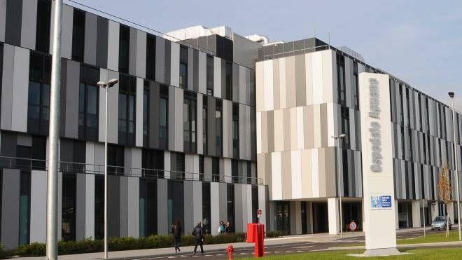 Il NOA (Nuovo ospedale delle Apuane) a Massa