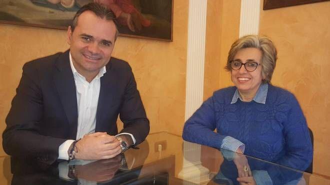 La nuova assessora Filomena Varlotta