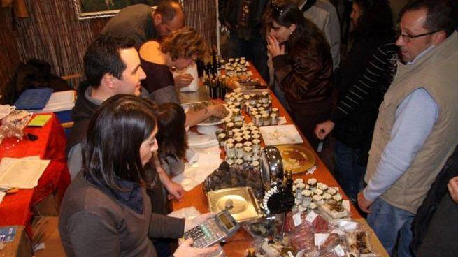 La mostra mercato di San Miniato