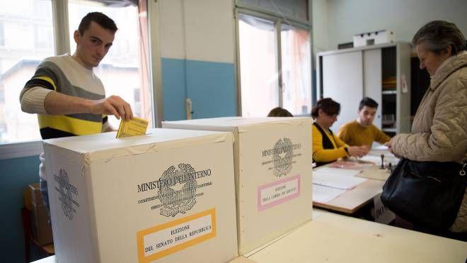 Elezioni 4 marzo 2018: le operazioni di voto