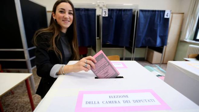 Elezioni 4 marzo 2018, le operazioni di voto