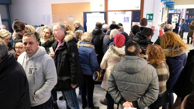 Elezioni 4 marzo a Modena (FotoFiocchi)