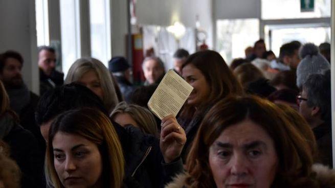 Elezioni 4 marzo, i seggi di Forlì (foto Fantini)