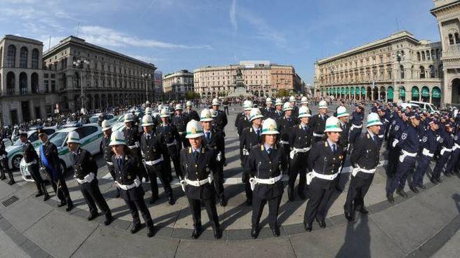 SOLIDARIETÀ I colleghi daranno una mano al ghisa condannato a risarcire 120mila euro