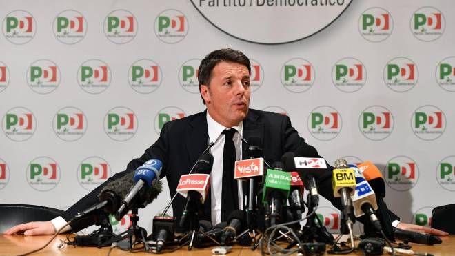 Elezioni 4 marzo, Matteo Renzi (Ansa)