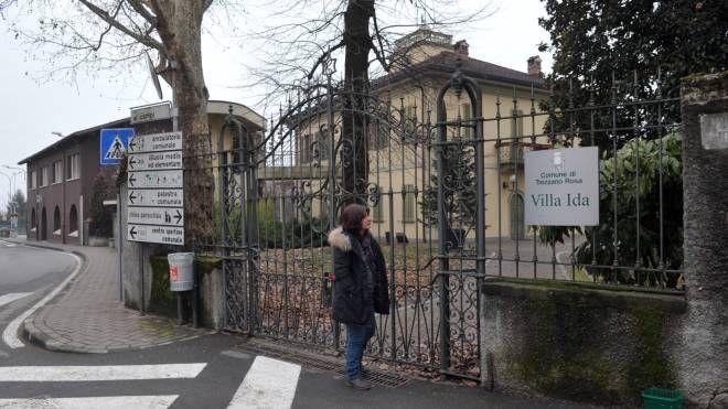 I libri da Villa Ida andranno alle scuderie