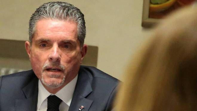 Paolo Lucchi, sindaco di Cesena (foto Ravaglia)