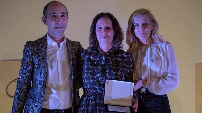 Chantal Borgonovo e Mapi Danna con Nicola Mondaini