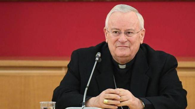 Il cardinale Gualtiero Bassetti, presidente della Cei (Ansa)