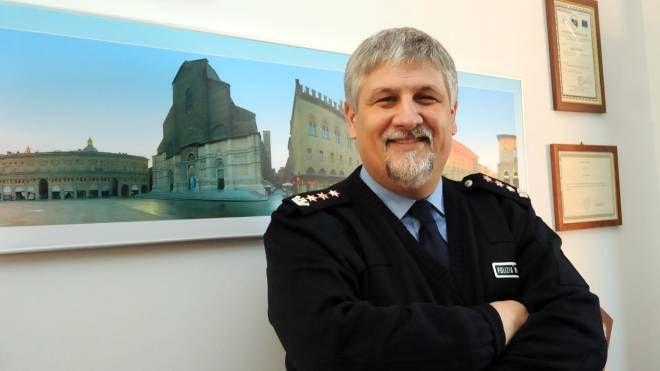 L'ex capo della Municipale, Carlo Di Palma