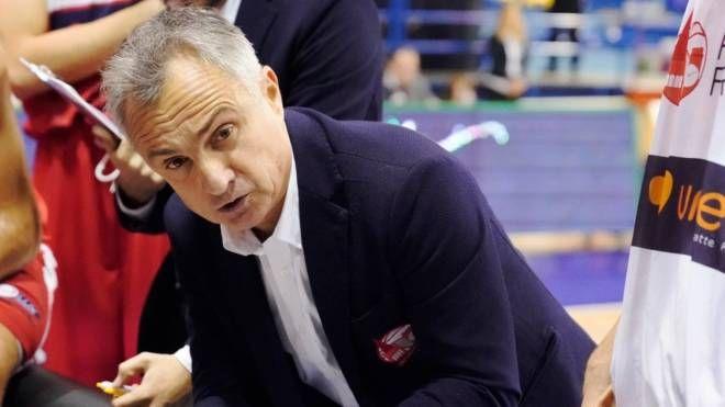 Coach Giorgio Valli