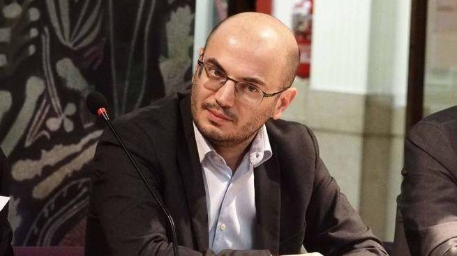 Davide Conte, assessore al Bilancio