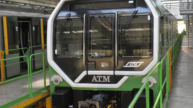 Un sistema di trasporto collettivo che unisca i due capi del territorio metropolitano